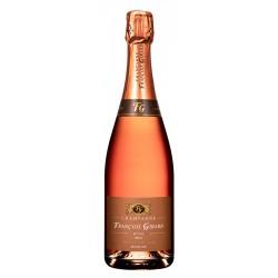 Cuvée de Champagne Rosé (La bouteille)